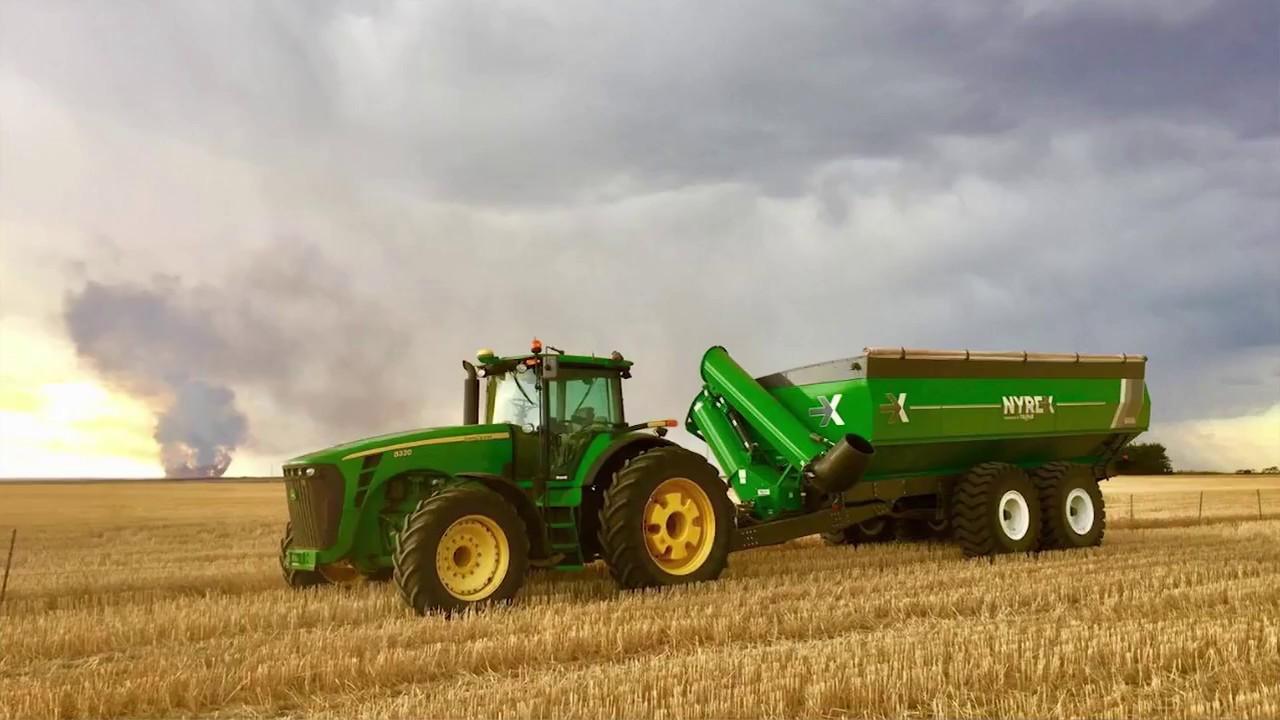 Australia's #1 Chaser Bin Manufacturer   Nyrex Chaser Bins   GrainKing